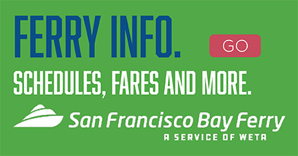 San Francisco Bay Ferry information